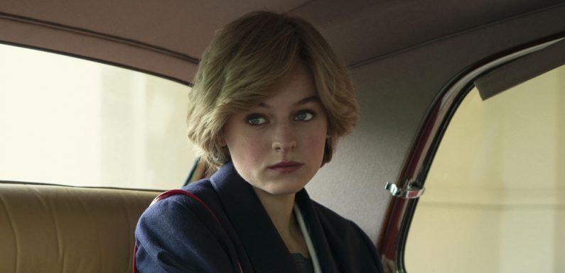 """""""The Crown""""-Star Emma Corrin ändert ihr Personalpronomen und bindet sich die Brüste ab"""