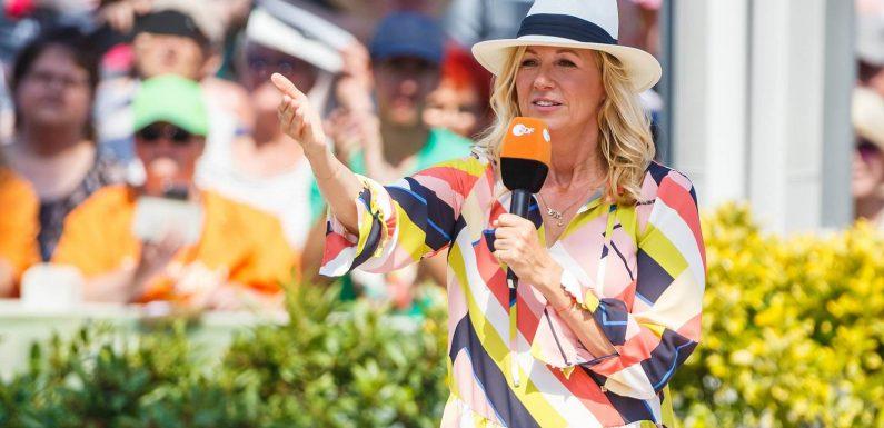 Andrea Kiewel: Eklat vor laufenden Kameras!   InTouch