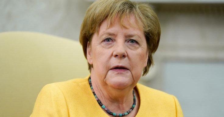 Angela Merkel: Blankes Entsetzen! Nackt-Grüße zum Geburtstag