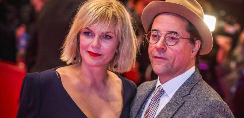 Anna Loos teilt seltenes Pärchenfoto mit Jan Josef Liefers