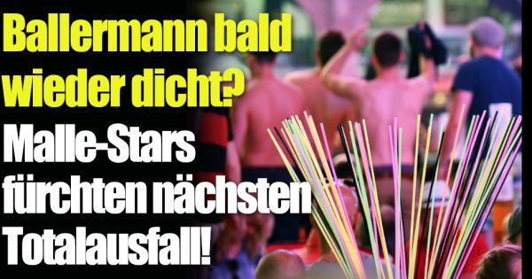 Ballermann bald wieder dicht?: Mallorca-Stars fürchten nächsten Totalausfall