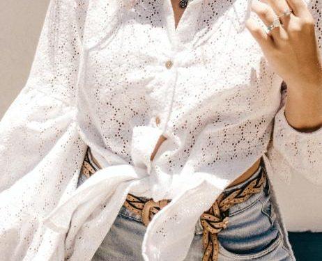 C&A: Die schönsten Sommer-Blusen unter 25 Euro mit Schlank-Effekt