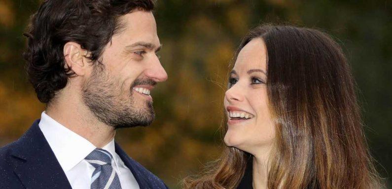 Carl Philip & Sofia von Schweden brechen bei Taufe ihres Sohnes mit der Tradition