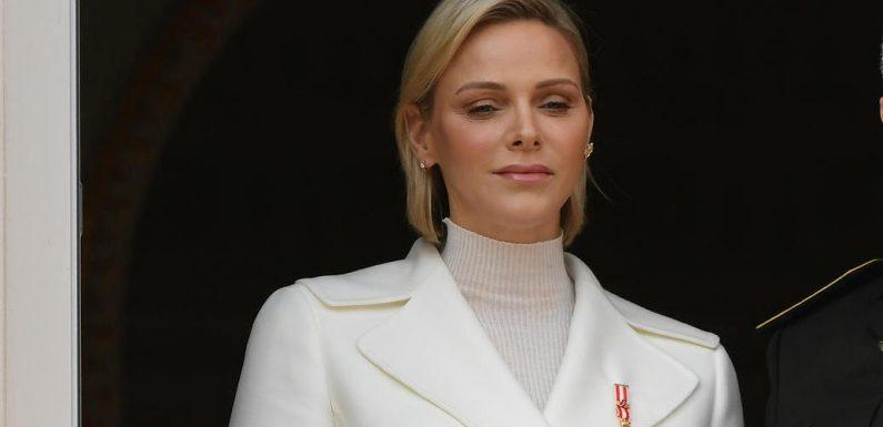 """Charlène von Monaco: """"Es ist eine herausfordernde Zeit"""""""