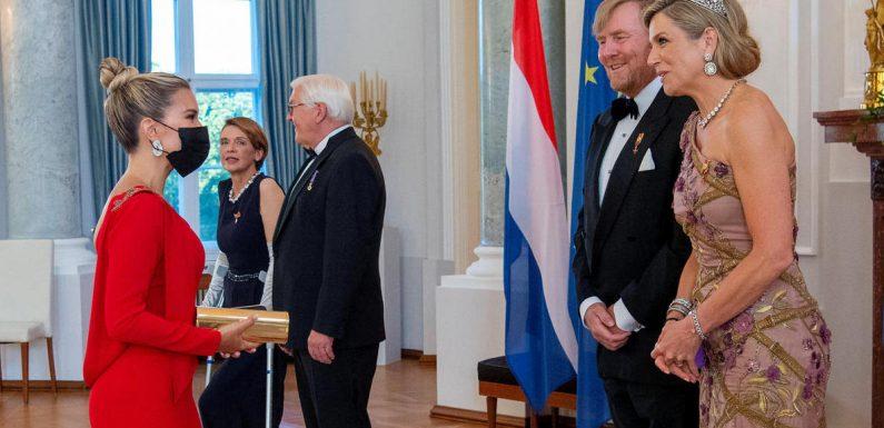 Darum traf Sylvie Meis das niederländische Königspaar
