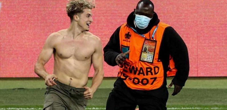 Der Flitzer beim EM-Finale ist kein Unbekannter