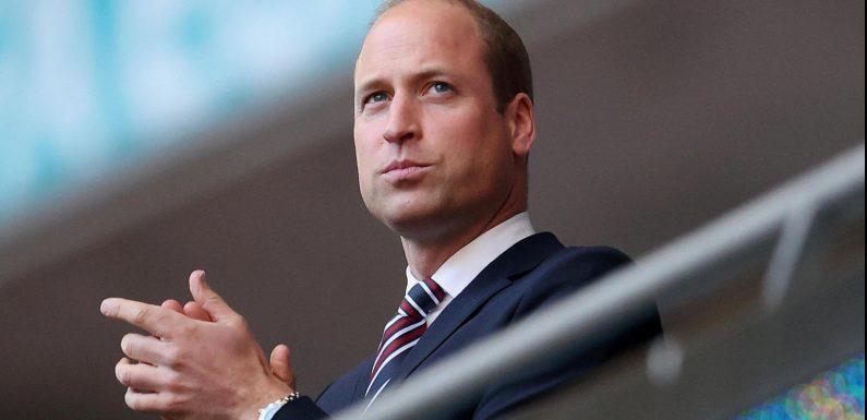 Deutliche Worte von Prinz William nach EM-Spiel