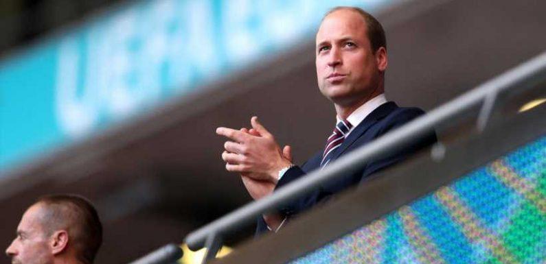 Diese Royals fieberten im Wembley-Stadion mit
