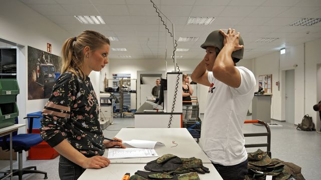 Doku über Freiwilligen-Armee Bundeswehr