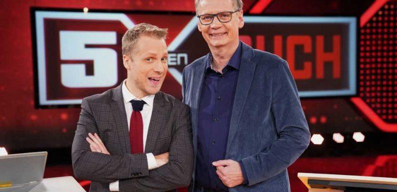 """Einzelduelle: """"5 gegen Jauch"""" kehrt mit Neuerungen zurück"""