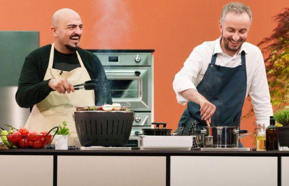 Er kann wirklich kochen! Jan Böhmermann verblüfft in neuer Show