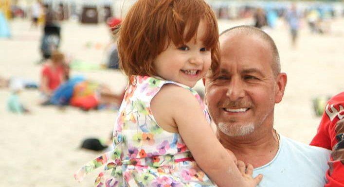 Erdogan Atalay: Seine herzkranke Tochter Matilda ist endlich wieder gesund
