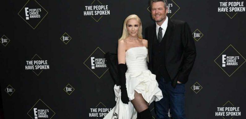 Erlaubnis eingeholt: Heiraten Gwen Stefani und Blake bald?