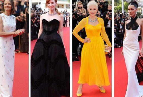 Filmfestspiele Cannes: Schaulaufen auf dem Roten Teppich
