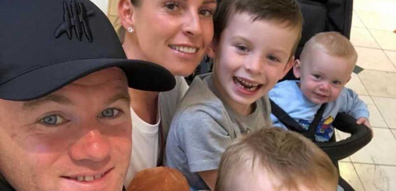 Foto-Skandal: Wayne Rooney entschuldigt sich bei Familie