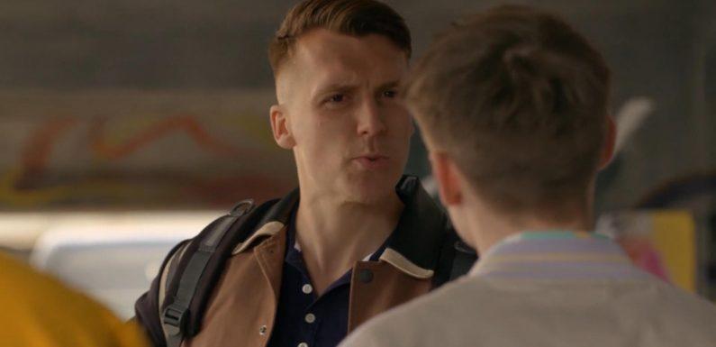 GZSZ heute im TV: Nach Knutscherei mit einem Mann: Moritz wird heftig angefeindet
