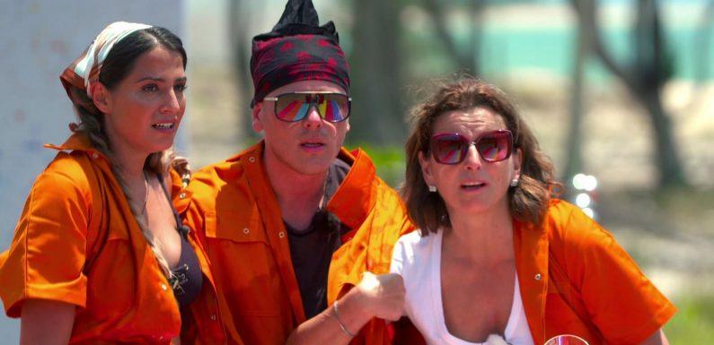 Kampf der Realitystars: Heftige Szenen am Strand! Die Produktion muss eingreifen | InTouch