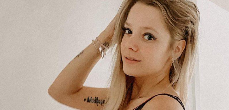 Komplett nackt: Anne Wünsche lässt im Netz die Hüllen fallen