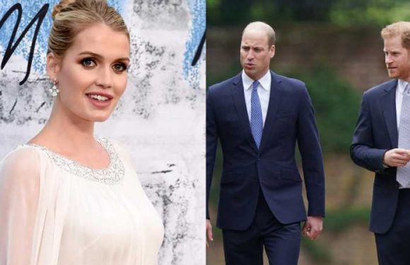 Lady Kitty Spencer: Warum waren William, Harry und ihr Vater nicht bei ihrer Hochzeit?