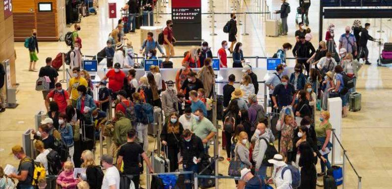 Landes-Kassenarztchef fordert: Ungeimpfte dürfen nicht mehr reisen