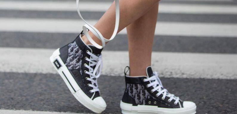 Limitiert und ausverkauft: Faszination Sneaker