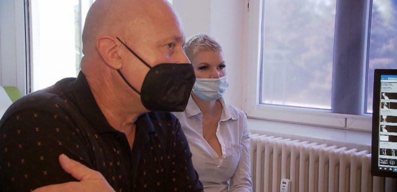 Melanie Müllers Mann Mike bekommt keine guten Nachrichten vom Arzt