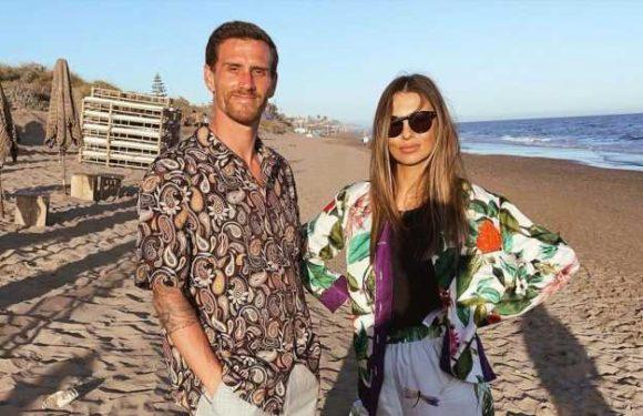 Modische Urlaubsgrüße aus Spanien