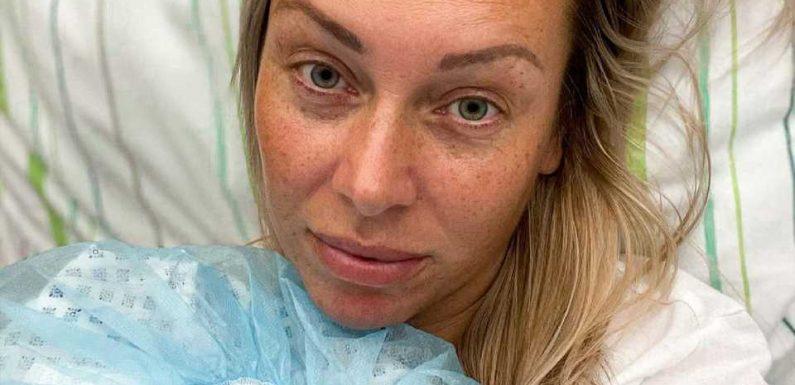 Nach Tumor-OP: Vor Julia Holz liegen Chemo und Bestrahlung