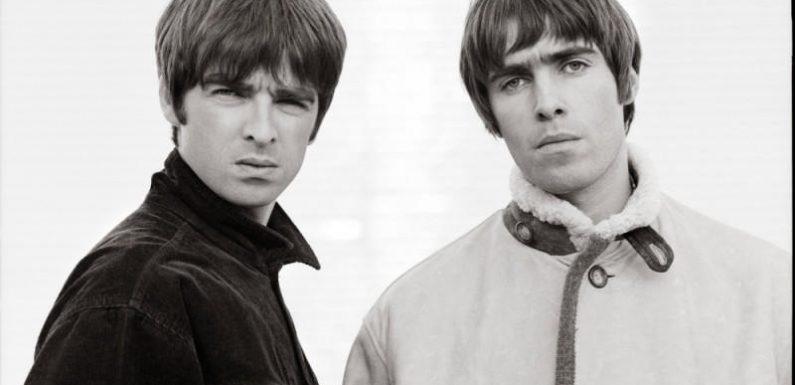 Oasis im Kino!