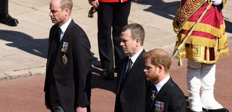 Peter Phillips äußert sich erstmals zum Tod von Opa Prinz Philip