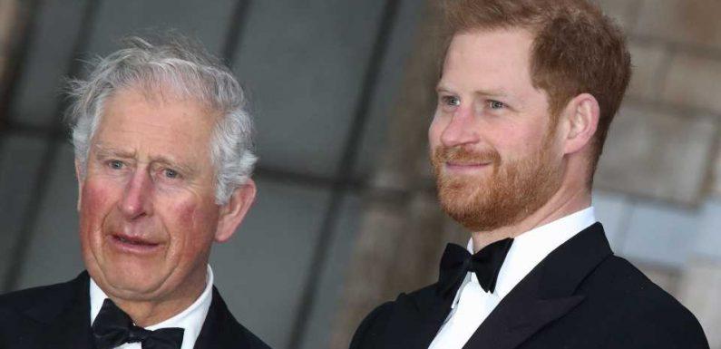 Prinz Charles will Harry treffen – unter einer Bedingung!