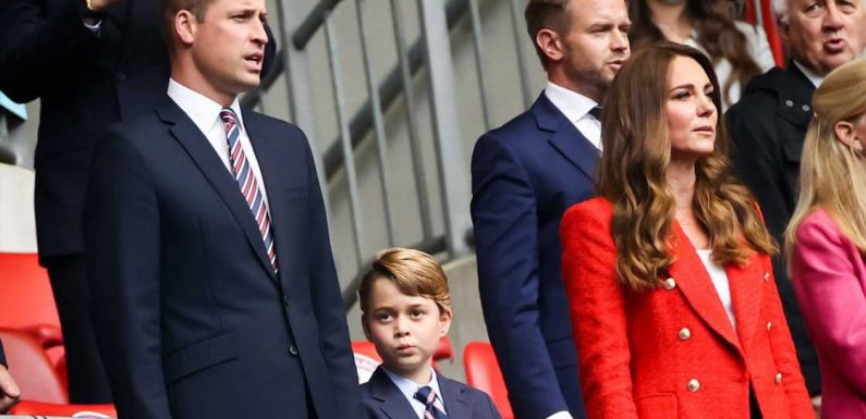 Prinz George (8) zu jung für Internat: Finden Prinz William & Herzogin Kate
