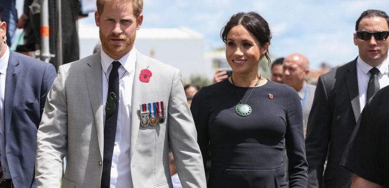 Prinz Harry + Herzogin Meghan haben eine wichtige Nachricht an ihre Fans