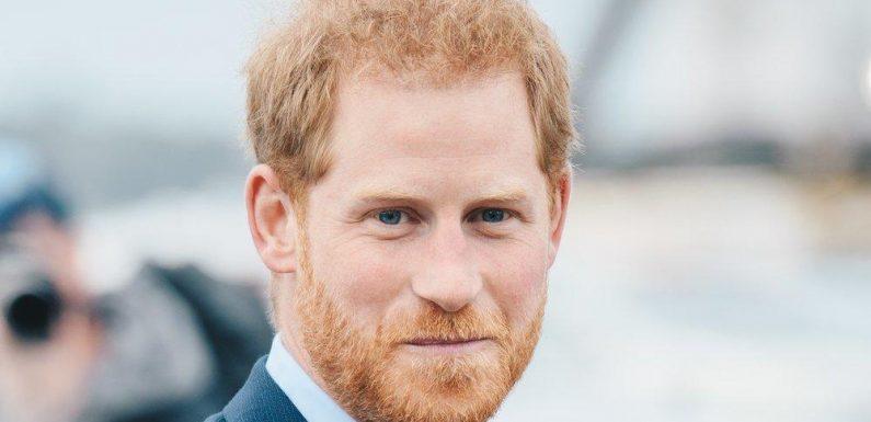 Prinz Harry schreibt angeblich seine Memoiren