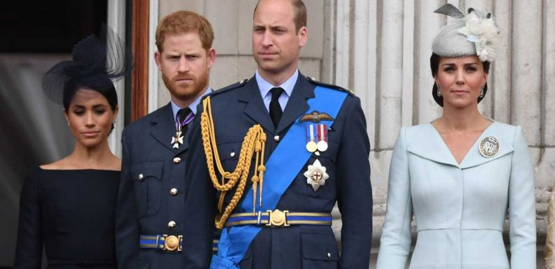 Prinz William enttäuscht Fans: Warum verteidigt er Fußballspieler, aber nicht Meghan?
