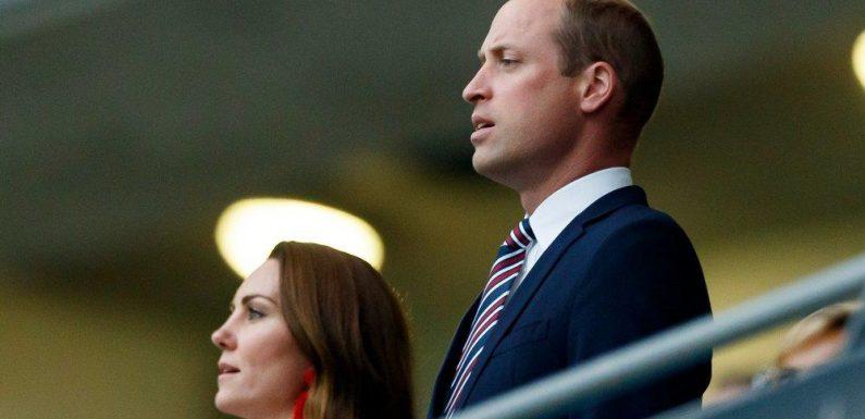 Prinz William tröstet England-Spieler bis heute