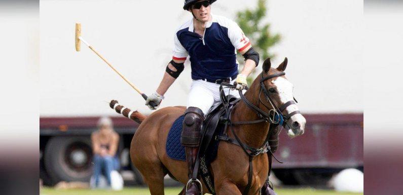 Prinz William wieder im Sattel: Royal bestreitet Polo-Turnier