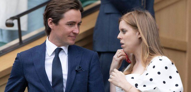 Prinzessin Beatrice: In Wimbledon zeigt sie ihren Babybauch