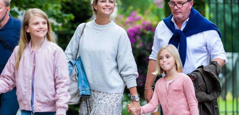 Prinzessin Madeleine nach 2 Jahren wieder in Schweden: Neue Bilder von Chris O'Neill