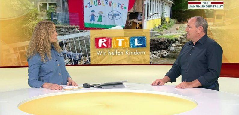 RTL intensiviert Engagement: Bisher 1,7 Mio. € für Soforthilfe und Wiederaufbau in Flutgebieten
