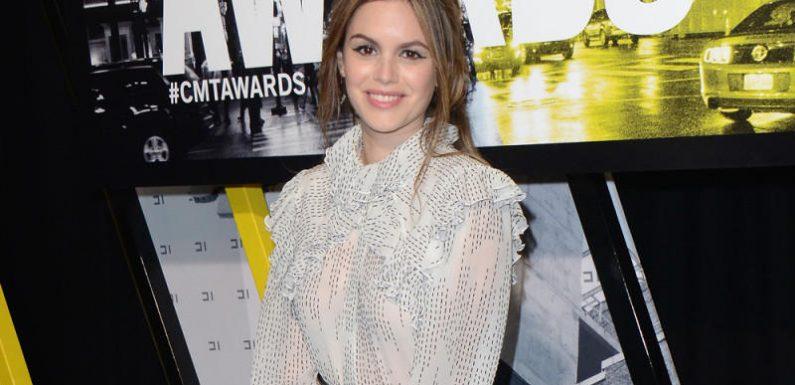 Rachel Bilson: Immer noch eifersüchtig wegen 'O.C.'-Kuss