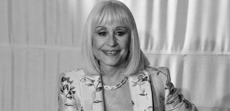 Raffaella Carrà: Die italienische Schauspielerin und Sängerin ist tot