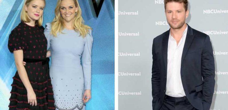 Reese Witherspoons Tochter Ava hat einen Freund, der wie ihr Papa aussieht