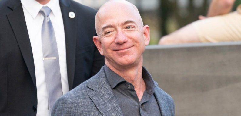 Reichster Mann der Welt: Jeff Bezos ist noch reicher geworden