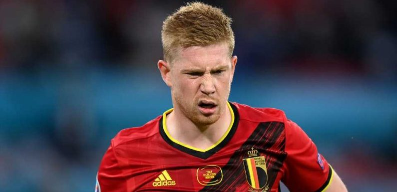Riskant! Belgien-Star spielte schwer verletzt gegen Italien