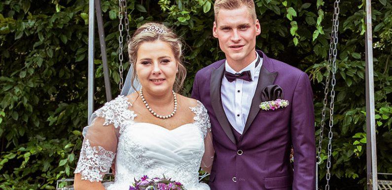 Sarafina & Peter Wollny: Süße Liebeserklärung zum 2. Hochzeitstag
