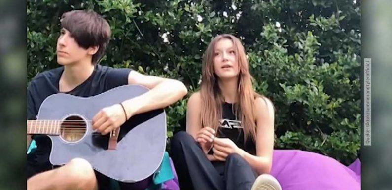 Sarah Connor & Marc Terenzi: Ihre Kids Tyler und Summer singen gemeinsam im Duett