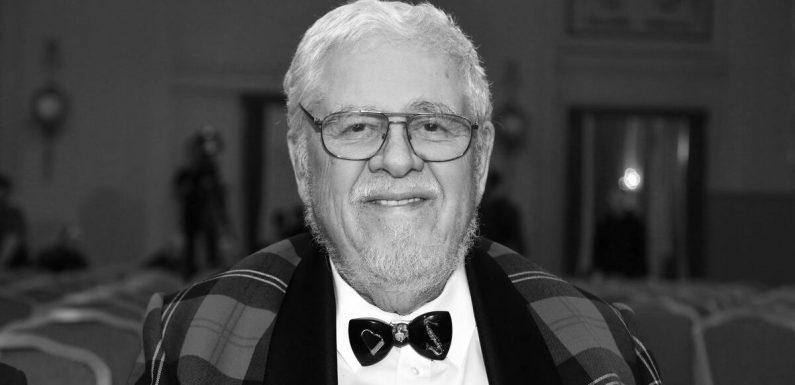 Schlagersänger Bill Ramsey ist tot