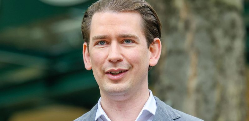 Sebastian Kurz: Der österreichische Bundeskanzler wird Vater