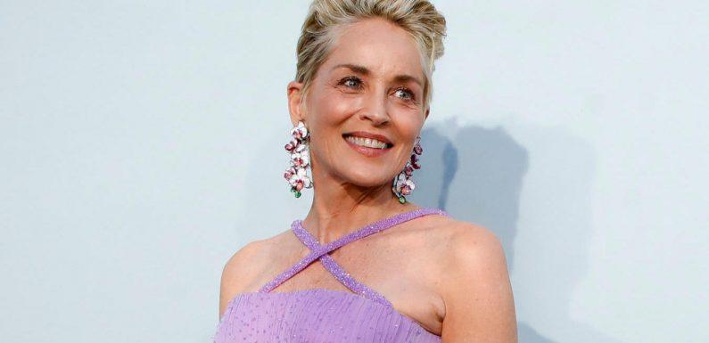 Sharon Stone bringt ihren Sohn mit zum Glamourevent